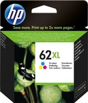 HP 62XL Tri-color High Yield (C2P07AE)