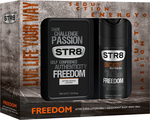 STR8 Set Freedom After Shave & Deodorant