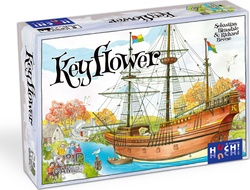 Huch Keyflower
