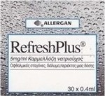 Allergan Refresh Plus 30 x 0.4ml