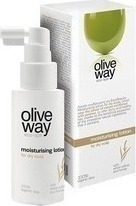 Olive Way Eco-Spa Moisturising Lotion for Dry Scalp 50ml