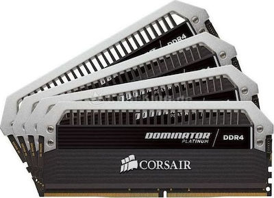 Corsair Dominator Platinum 64GB DDR4-2400MHz (CMD64GX4M4A2400C14)