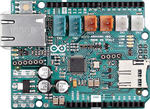 Arduino Ethernet Shield 2 (without PoE)