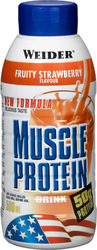 Weider Muscle Protein Drink 500ml Φράουλα