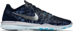 Nike Free 5.0 TR Fit 5 Metallic 806277-002