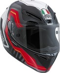 AGV GT Veloce Multi - Izoard Black/White/Red