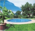 Gre Atolon In Ground Pools Sumatra Ø 350x120cm