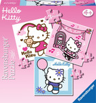 Hello Kitty 3 in 1 25, 36 & 49pcs Ravensburger