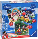Disney Mickey Mouse Clubhouse 25, 36 & 49pcs Ravensburger