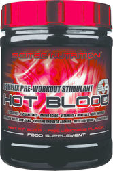 Scitec Nutrition Hot Blood 3.0 300gr Tropical Punch