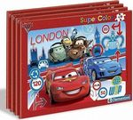 Disney: Cars 215pcs Clementoni