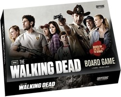 Cryptozoic Entertainment The Walking Dead Board Game: