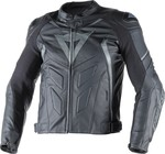 Dainese Avro D1 Leather Black/Anthracite