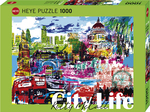 City Life: I Love London! 1000pcs Heye