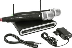 Omnitronic Wireless UHF-202