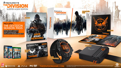 Tom Clancy's The Division (Sleeper Agent Collector's Edition) PS4