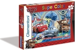 Disney: Cars 2 2x20pcs (24699) Clementoni