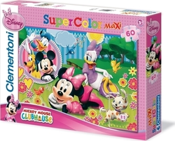 Disney: Minnie Mouse 60pcs (26738) Clementoni