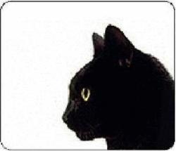 Tucano MousePad Black Cat