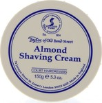 Taylor of Old Bond Street Almond Shaving Cream Bowl 150gr