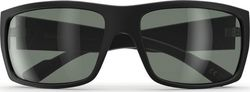 D'Blanc Repeat Offender Flat Black / P-1 Gray Polarized