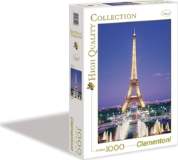 High Quality Collection: Παρίσι 1000pcs (39122) Clementoni