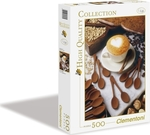 High Quality Collection: I Love Cappuccino 500pcs (30343) Clementoni