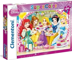 "Disney: Princess ""Royal Tea Party"" 104pcs (27914) Clementoni"