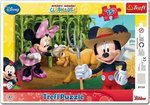 Mickey & Friends: In the Countryside 15pcs (31131) Trefl