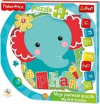 Baby Fun: Elephant 8pcs (36119) Trefl