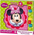 Baby Fun: Dreaming Minnie 8pcs (36117) Trefl