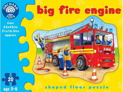 Big Fire Engine 20pcs (258) Orchard