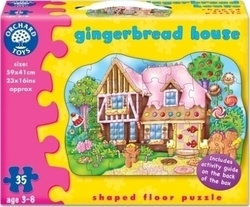 Gingerbread House 35pcs (261) Orchard
