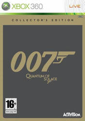 007 Quantum of Solace (Collector's Edition) XBOX 360
