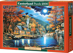 Cabin by the Lake 2000pcs (C-200504) Castorland