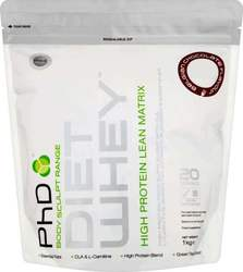 PhD Diet Whey Eco Pouch 1000gr Strawberry Delight