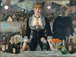 Manet: A Bar at the Folies-Bergere 1500pcs