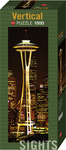 Sights Vertical: Space Needle, Seatle 1000pcs (29553) Heye
