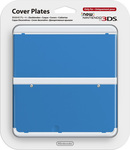 Nintendo Cover Plate 020 Blue New 3DS