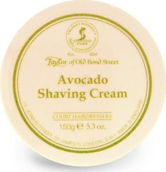 Taylor of Old Bond Street Avocado Shaving Cream Bowl 150gr