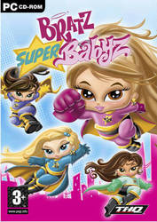 Bratz Super Babyz PC