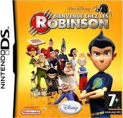 Meet the Robinsons DS