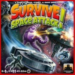Stronghold Games Survive: Space Attack!