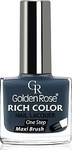 Golden Rose Rich Color Nail Lacquer 126