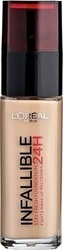 L'Oreal Infallible Stay Fresh Foundation 24H 120 Vanilla 30ml