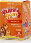 Hero Nutritionals Yummi Bears Vitamin C 60 μασώμενες ταμπλέτες