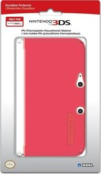 Hori Licensed Duraflexi TPU Protector Red 3DS XL