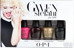 OPI Gwen Stefani Set (Hey Baby & I Sing In Color & Love Angel & Music Baby & 4 In The Morning)