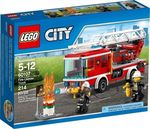 Lego Fire Ladder Truck 60107