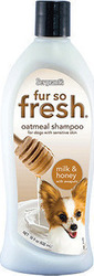SERGEANT'S OATMEAL DOG SHAMPOO MILK & HONEY 532ml